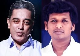 Love you guys - Kamal Haasan to Lokesh Kanagaraj