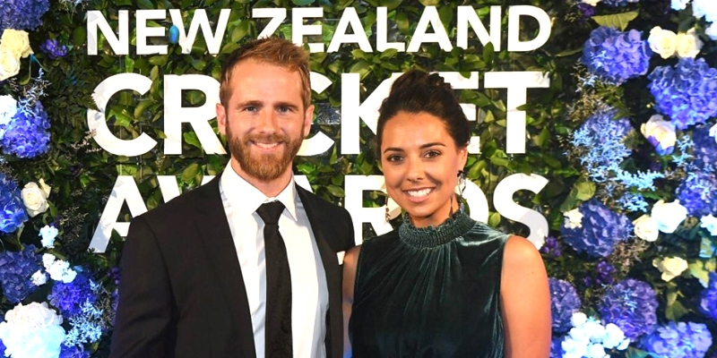 Kane Williamson and partner Sarah blessed with baby; Cricketer shares first  picture - Tamil News - IndiaGlitz.com