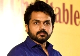 Karthi mourns the passing away of his first reel grandmother