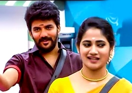 Kavin and Losliya's re-union: Latest picture