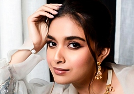 Bewitching beauty Keerthy Suresh takes fashion to next level in latest photo shoot