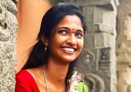 Asuran in actress Keerthi Pandian's house, pic goes viral