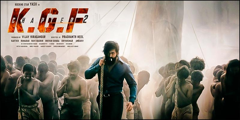 Breaking Massive Update From Kgf Chapter 2 Team Tamil News Indiaglitz Com