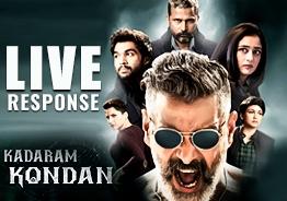 Kadaram Kondan Live Audience response