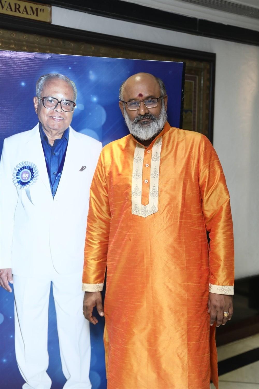 legendary director k balachander 89th birthday celebration stills 1f4ef8a