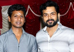 Lokesh kangaraj unique birthday wishes to Karthi