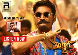 2nd Single From Maari 2, Maari Gethu!