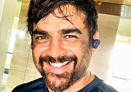 Madhavan reveals his pair in Rocketry with nostalgic touch!