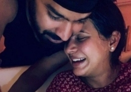 Mahat reveals the name of his newborn son with adorable family photos