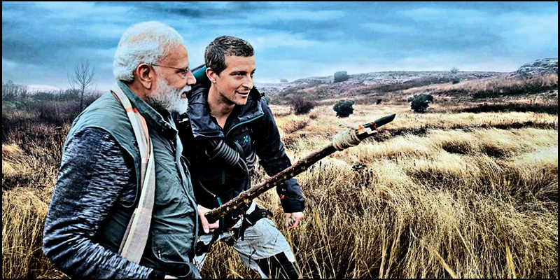 Obama, PM Modi keen to protect environment: Bear Grylls