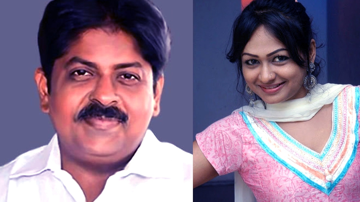 Actress Chandini accuses minister of blackmailing with intimate photos,  forced abortion and refusal to marry - Tamil News - IndiaGlitz.com