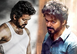 New record by Thalapathy 65 First look poster!