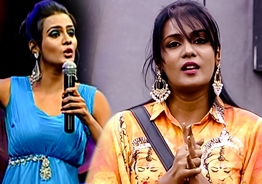 Bigg Boss Meera Mitun chased by Vijay TV - viral video!
