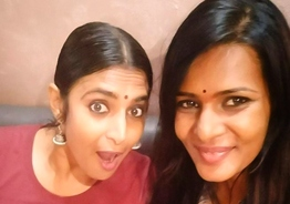 Kasthuri's funny, sarcastic message about Meera Mitun!