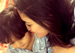 Meghana Raj's heartwarming birthday wishes to her son! - Shares pictures