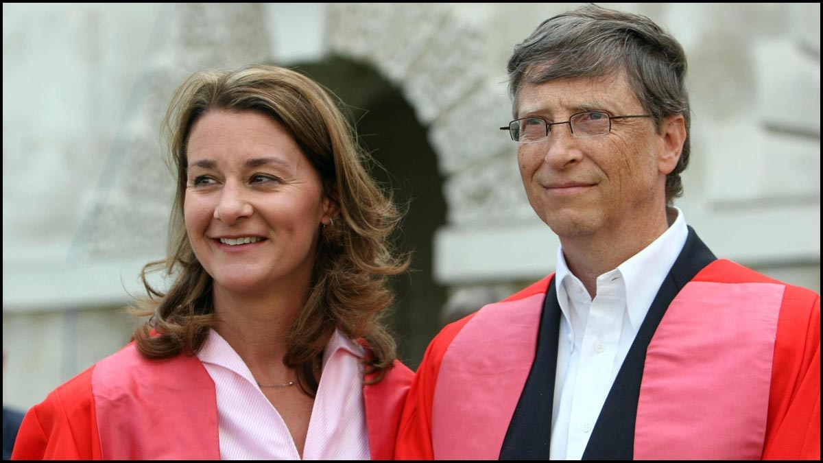 Bill Gates and wife Melinda Gates to get divorced after 27 years of  marriage - News - IndiaGlitz.com