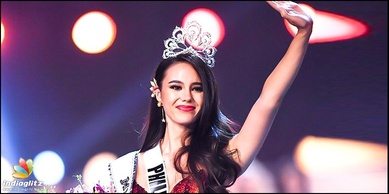 Catriona Gray: 'I'll forever be your Miss Philippines'