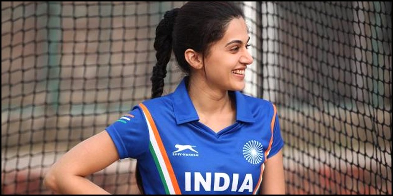 Taapsee Pannu to play Mithali Raj in biopic 'Shabaash Mithu'