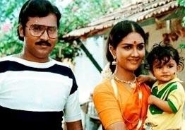 முந்தானை முடிச்சு' ரீமேக்: ஊர்வசி வேடத்தில் நடிக்கும் பிரபல நடிகை!