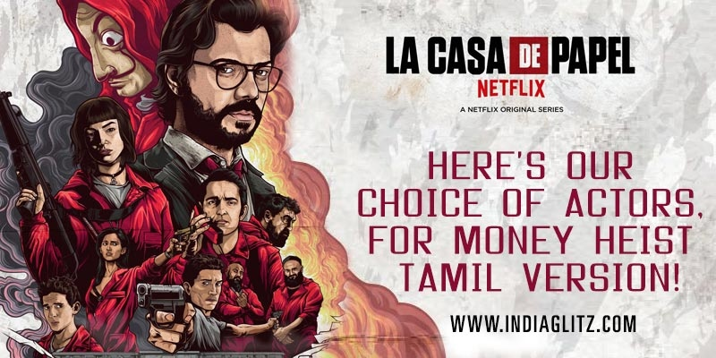 money heist tamil