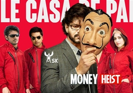 Vijay, Ajith, Nayanthara, Tamannaah and other stars in 'Money Heist' Tamil version trailer