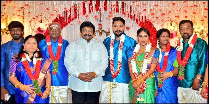 M S  Bhaskar's daughter gets engaged - News - IndiaGlitz com