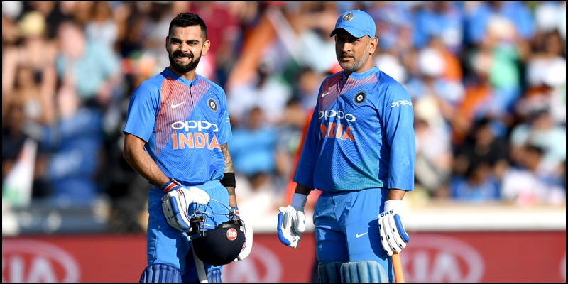 India lose four early wickets in stunning start to semi-final reply