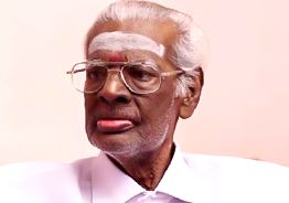 Veteran makeupman Muthappa passes away - Rajini rushes to pay homage