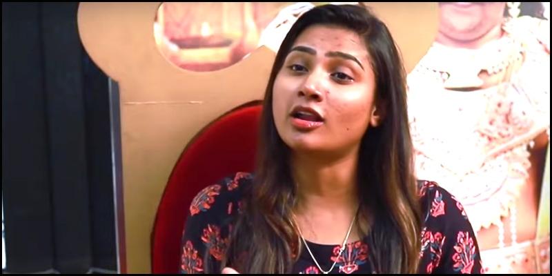 Abhirami is fake - Mynaa Nandhini - Tamil News - IndiaGlitz com