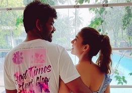 Vignesh Shivan's romantic birthday celebration with Nayanthara!