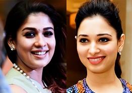 Nayanthara and Tamannaah arriving on same date!