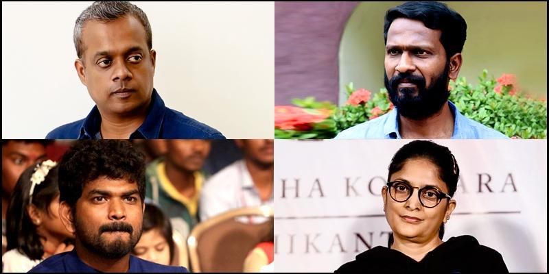4 top Tamil directors unite for Netflix! - News - IndiaGlitz com