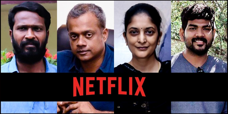 This is the theme of Netflix original Tamil Anthology flick ...