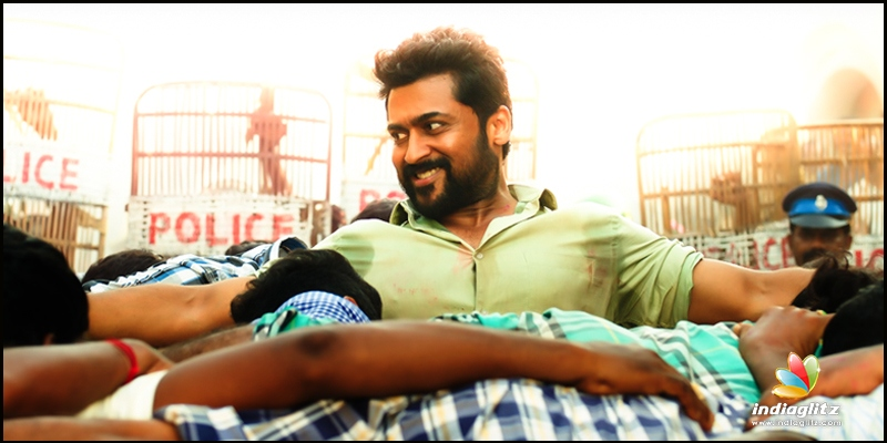Teaser of Suriya starrer 'NGK' to be out today at 6 PM