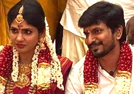 Superhit young Tamil director gets married to actress!