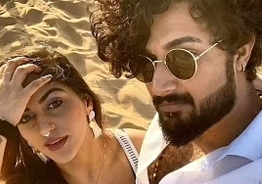 Intimate photos of Niroop with a Bigg Boss contestant goes viral!
