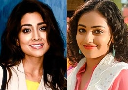 Nithya Menen plays a special role in Shriya's multilingual movie!
