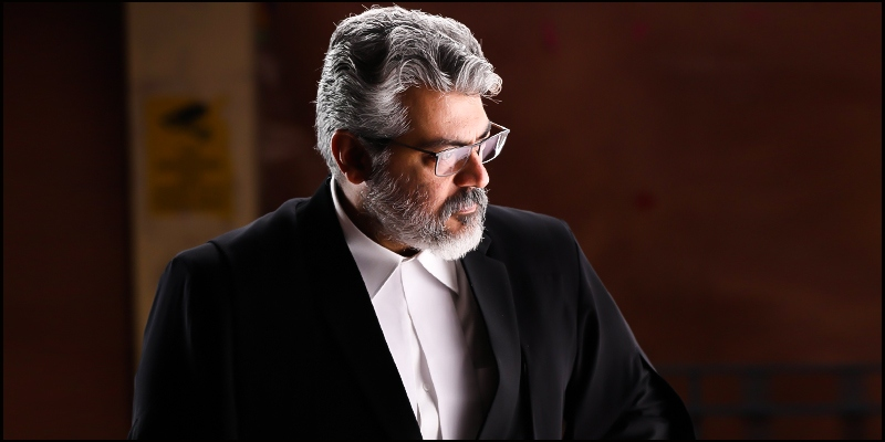Thala Ajith's Nerkonda Paarvai is better THAN Amitabh Bachchan's Pink, claim fans