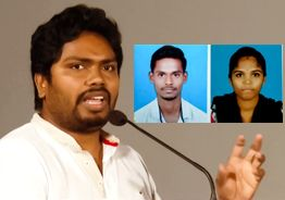 Pa Ranjith's emotional request to TN govt regarding honor killing