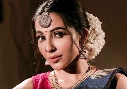 Popular actress posts mercury raising video drenching in rain