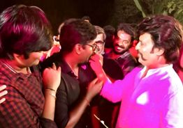 Karthik Subbaraj thanks Superstar Rajinikanth