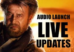 Petta Audio Launch LIVE UPDATES