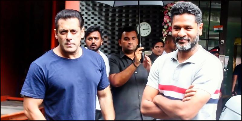 Prabhu Deva begins his blockbuster sequel! - News - IndiaGlitz.com