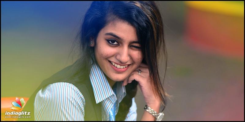 Wink star Priya Varrier gets next Bollywood movie! - Tamil News
