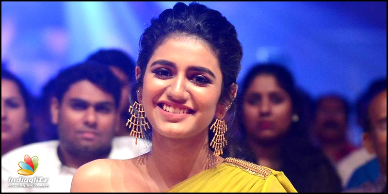 Wink star Priya Varrier gets next Bollywood movie! - Tamil