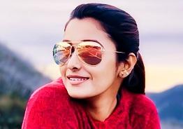 Priya Bhavani Shankar's message will give you positive vibes!