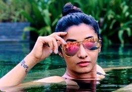 Priya Bhavani Shankar's hot swimming pool photos storm the internet
