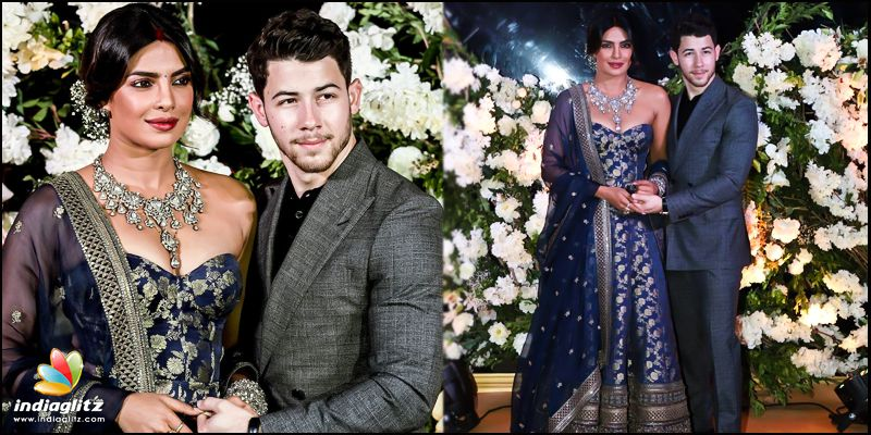 Priyanka Chopra, Nick Jonas host glittering reception: Salman, Kajol, Rahman among guests
