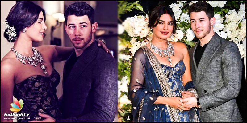 Nick Jonas and Priyanka Chopra Extended Their Wedding Celebration With a Reception in Mumbai