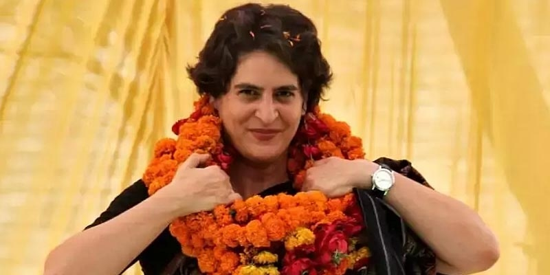 BJP in trouble with sexist remark on Priyanka!